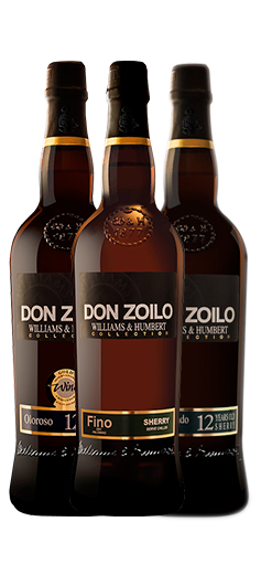 Gama Don Zoilo 3 botellas