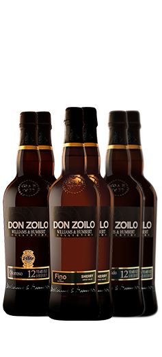 Gama Don Zoilo 6 botellas