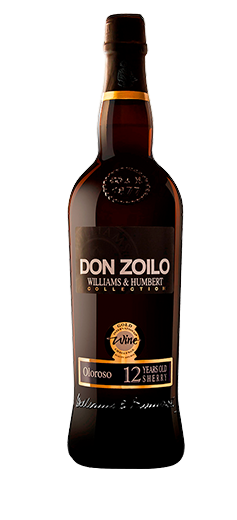 Williams & Humbert Collection Don Zoilo Oloroso 75.00cl.