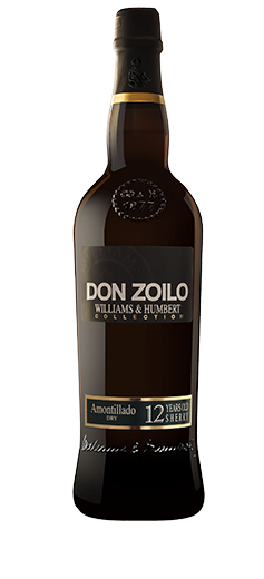 Williams & Humbert Collection Don Zoilo Amontillado 75.00cl.